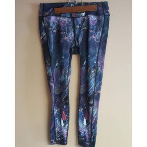 Layer 8 Geo Marble Legging - Layer 8